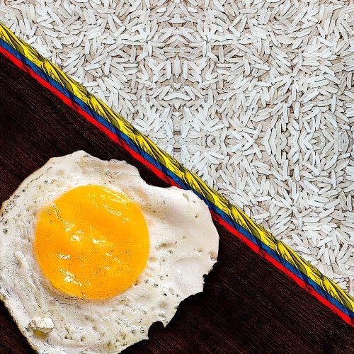 arroz-con-huevo